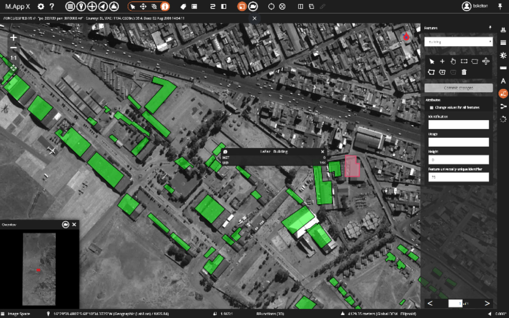 M.App X - A Revolutionary Solution for GEOINT Users