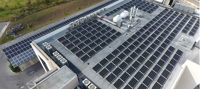 The Benefits to Onsite Solar Energy for Industrial Companies | Knobelsdorff