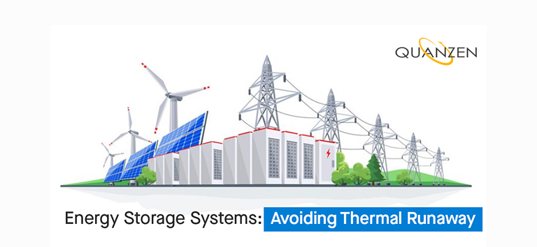 Energy Storage Systems (ESS): Avoiding Thermal Runaway