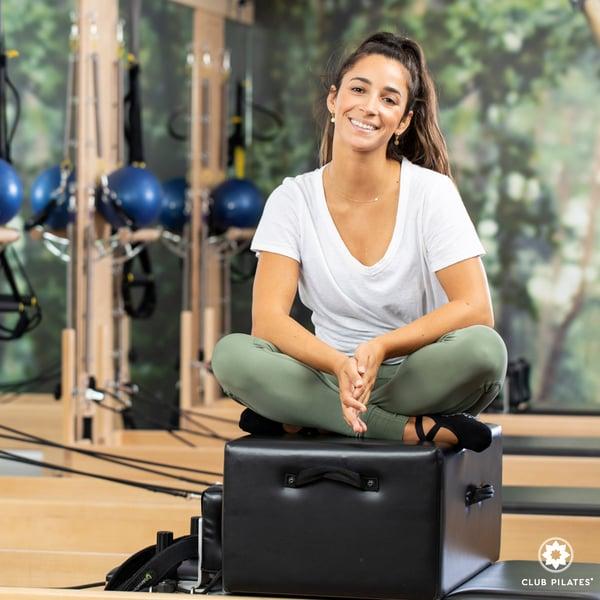 Club Pilates Unveils New Core Ambassador, Gold Medal Gymnast Aly Raisman