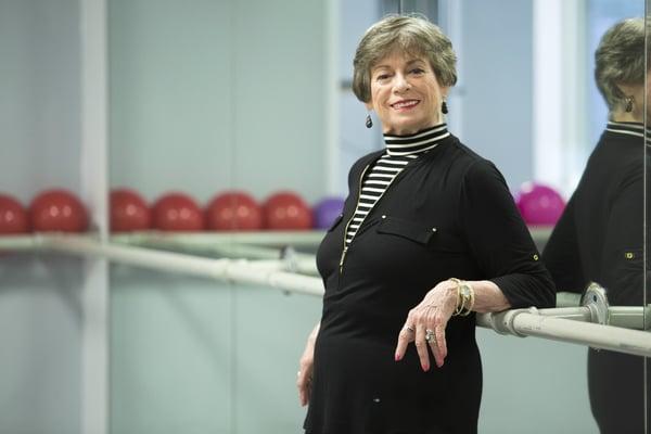 Pilates Elder: Lolita San Miguel