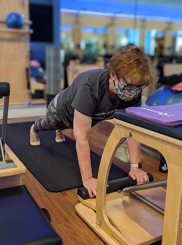 How Club Pilates Private Training Changed My 2020 - Member Story