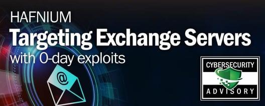 HAFNIUM targeting Exchange Servers with 0-day exploits