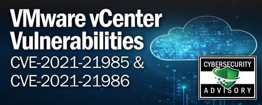 VMware vCenter Vulnerabilities