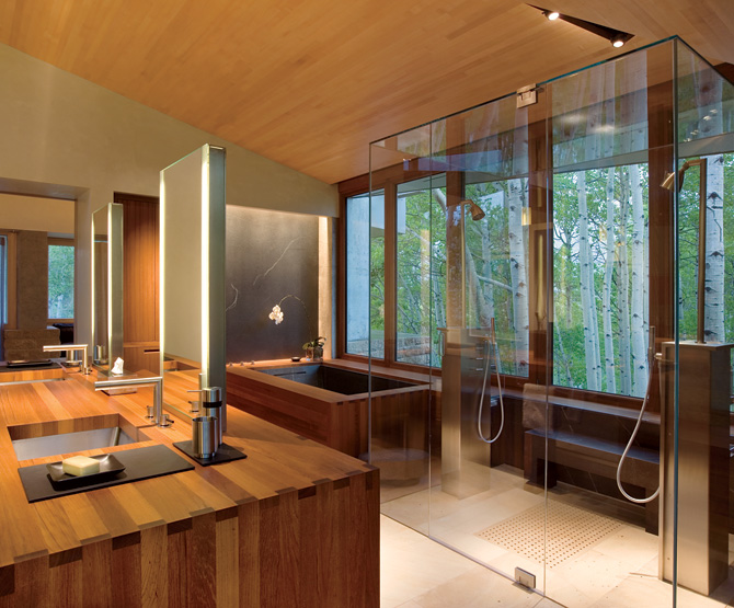 Feng shui bathroom for New home bathrooms