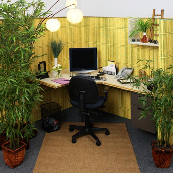 Office Workstation Decoration Ideas | Feng Shui Tips | Ken Lauher