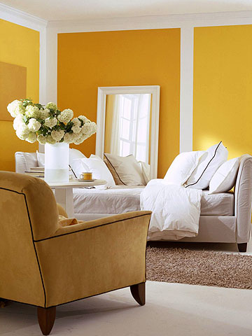 walk into a bright cheery room and you feel energized when you enter