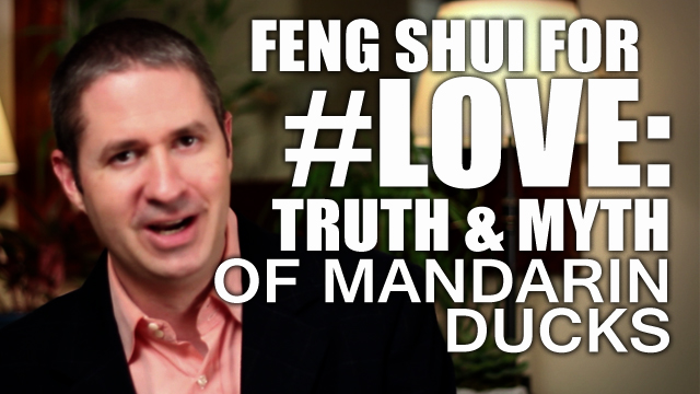 feng shui for love ducks