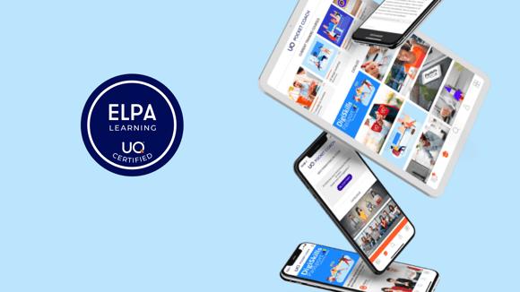 ELPA, a teaching method designed for Mobile Learning