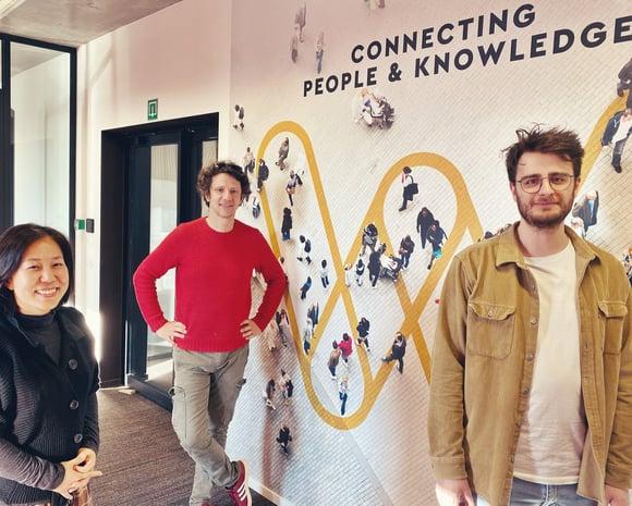 UQ.ᴡᴏʀᴋs Welcomes 3 Principal Professionals!