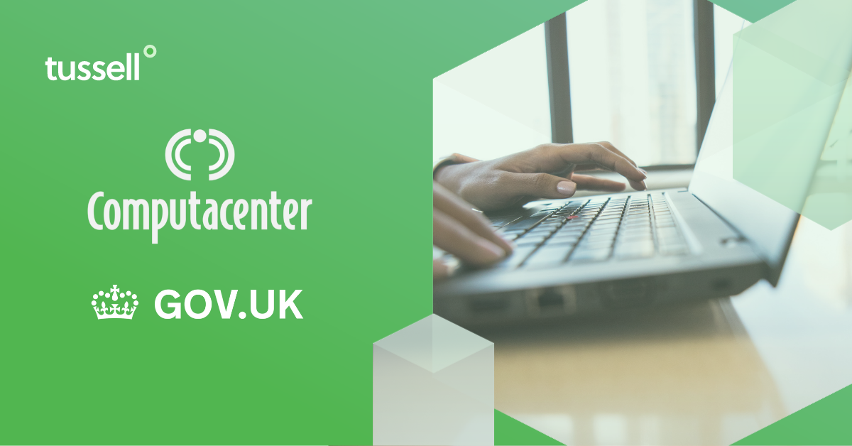 Computacenter - the government's newest Strategic Supplier