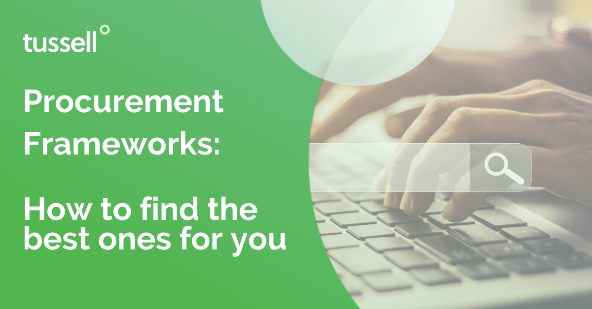 Procurement Frameworks: How to Find The Best Ones for You