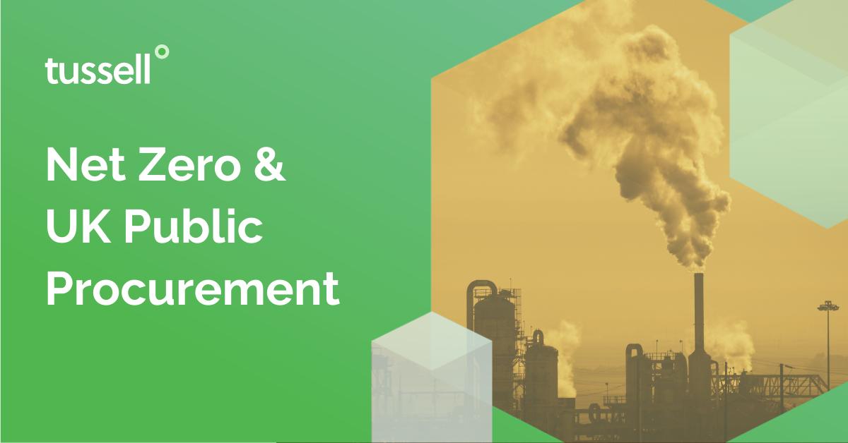Net Zero & UK Public Procurement: What you Need to Know