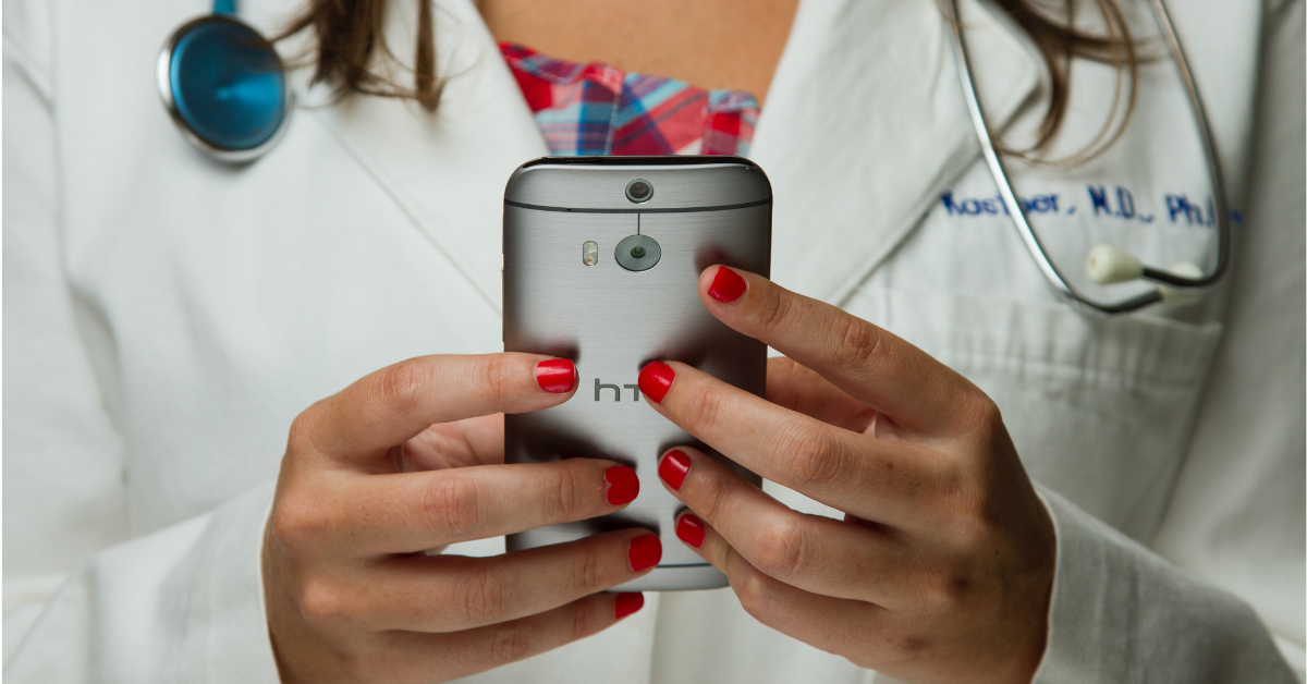 NHS Trusts are the major tech spenders in the UK health market