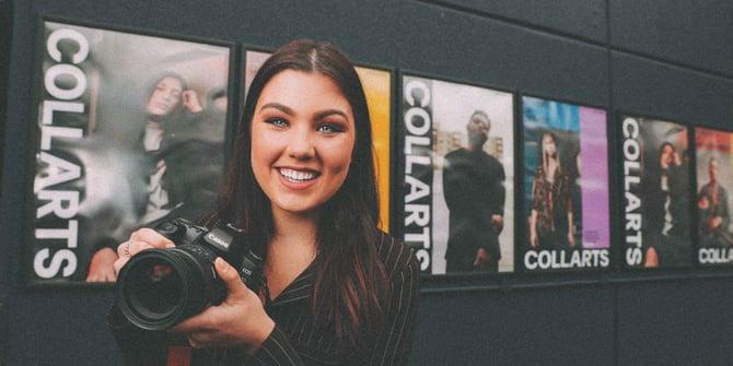 student photography collarts camera