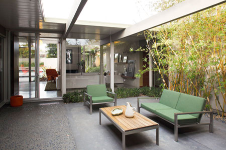 Dusterhoft Eichler Courtyard