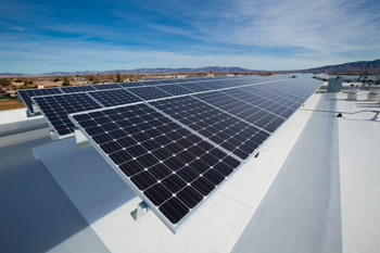 Photovoltaics Hesperia Police Department