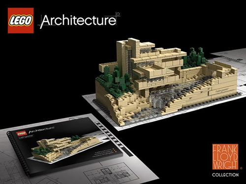 Lego Architecture Building Set