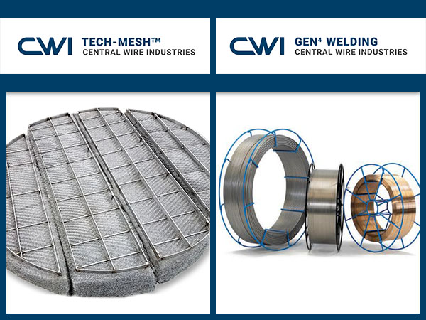 Three Reasons To Source Your Welding Wire and Demister Pads Together