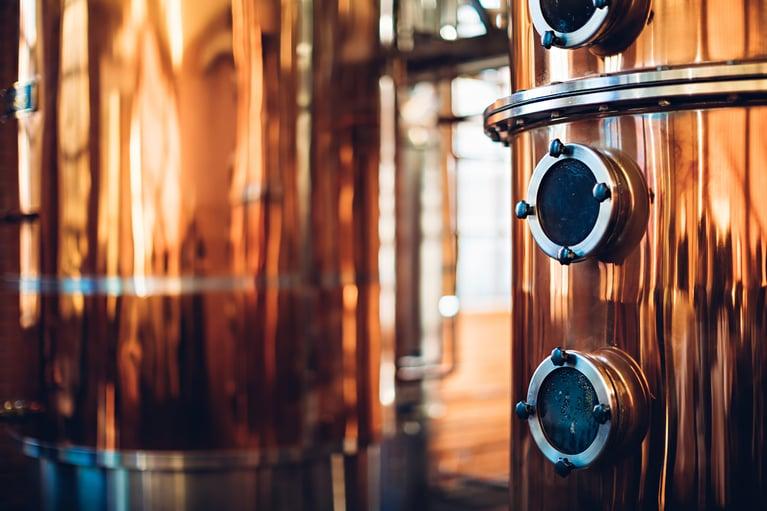 Copper Mesh For Distillation
