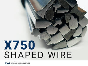 x750 shaped wire