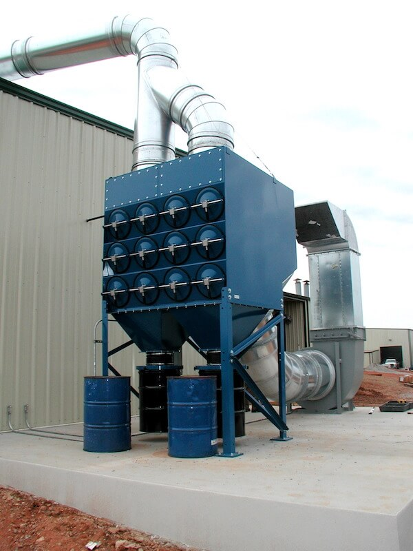 How an Ambient Dust Collector Works