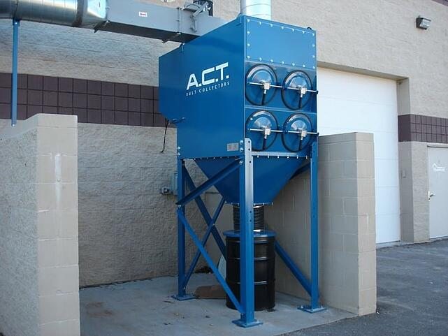 Is Your Industrial Dust Collector Manufacturer up to the Task?