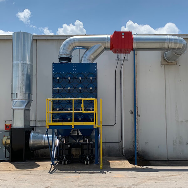 How Duct Design Can Affect Dust Collector Performance