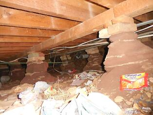 I Have a Dirt Crawlspace… So What is the Problem?