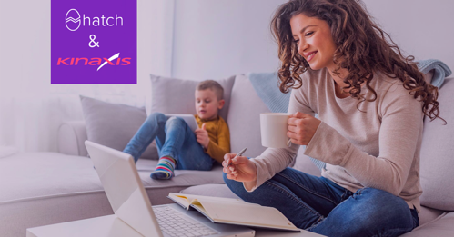 Helping Parents to Work from Home: Kinaxis Introduces Employees Kids to Hatch Coding