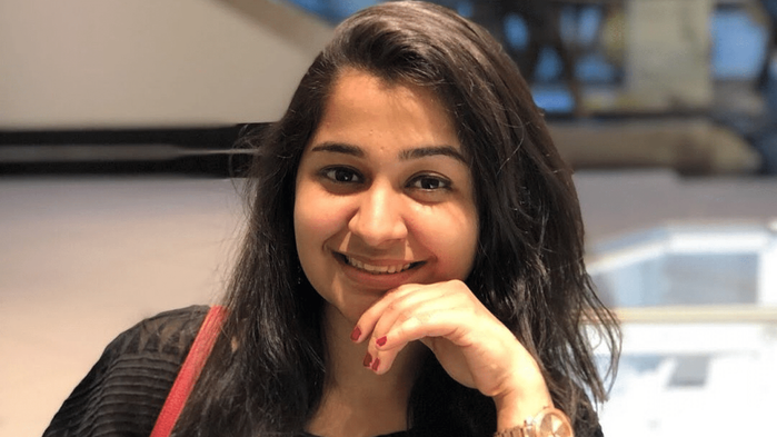 Shahnaz Shariff - Full-Stack Developer, Hatch Coding