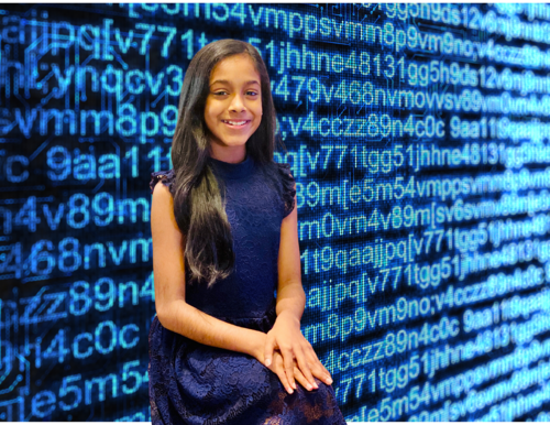Yes, She Can! Meet Mythili, One of Hatch's Top Student Coders