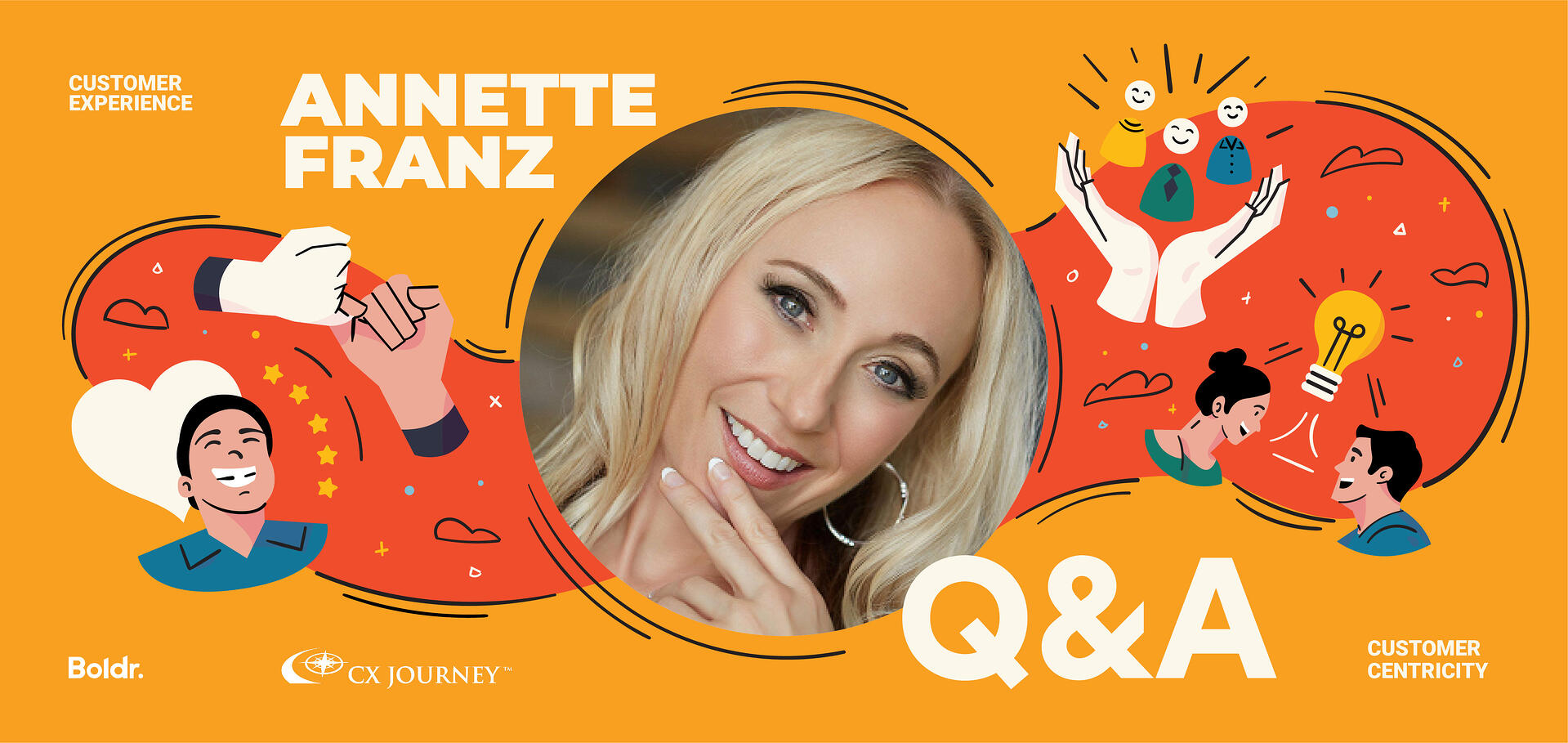 Q&A with Annette Franz: Becoming a Customer-Centric Business