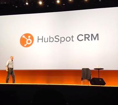 HubSpot_CRM_Announcement_September_2014_Inbound_Conference