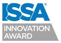 ISSA Innovation Award Logo