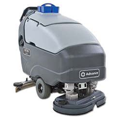 Advance-auto-scrubber