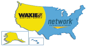 WAXIE Network Map
