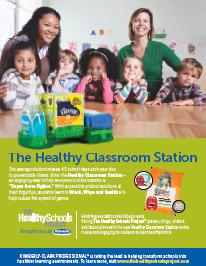 Healthy Classroom Station