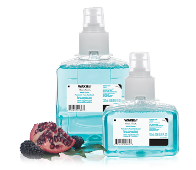 Clean Touch Pomeberry Foam Handwash