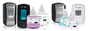 clean-touch-lx-foam-soap-system