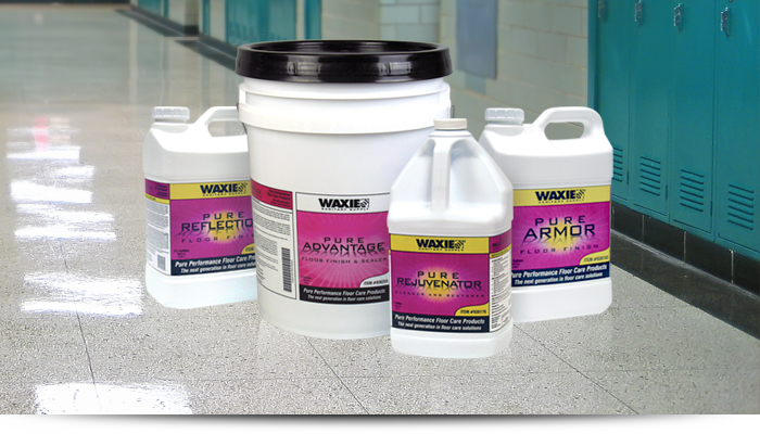 Pure Performance Floor Care Program Waxie Sanitary Supply