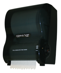 Clean Amp Soft Towel Dispensers