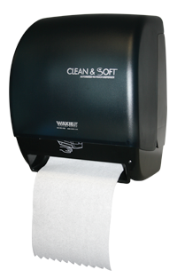 Clean U0026 Soft Electronic No Touch Towel Dispenser ...