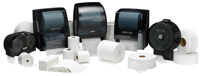 Clean and Soft Towel Dispensers Group