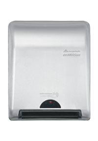 GP enMotion Recessed Automated Touchless Towel Dispenser