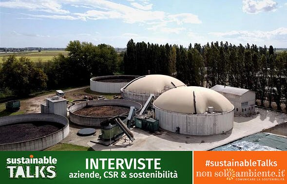 #SustainableTalks: Gianluca Visconti di BTS Biogas