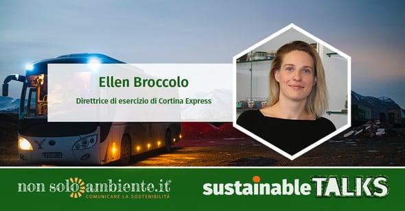 #SustainableTalks:Cortina Express