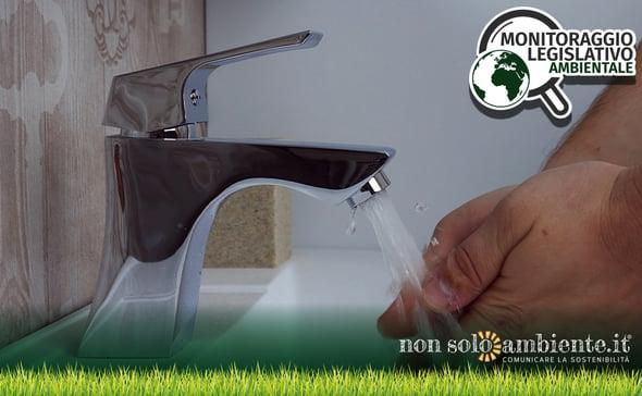 Acqua potabile non sicura in alcuni Comuni del Viterbese: la Commissione europea deferisce l'Italia