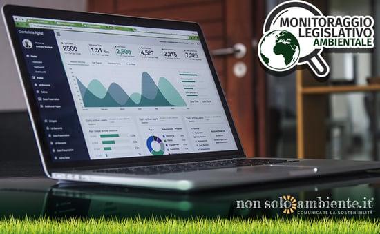 Online la manifestazione d'interesse per la valutazione della performance di sostenibilità dell'azienda