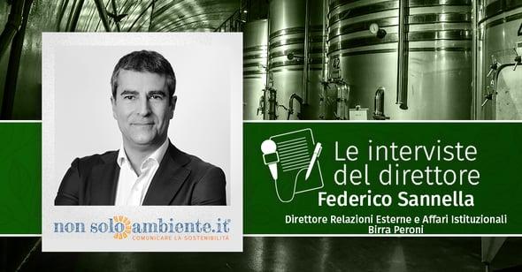 Le interviste del Direttore: Federico Sannella